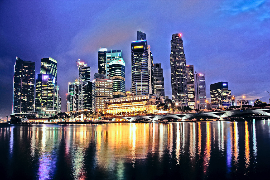 Groeiwonder Singapore
