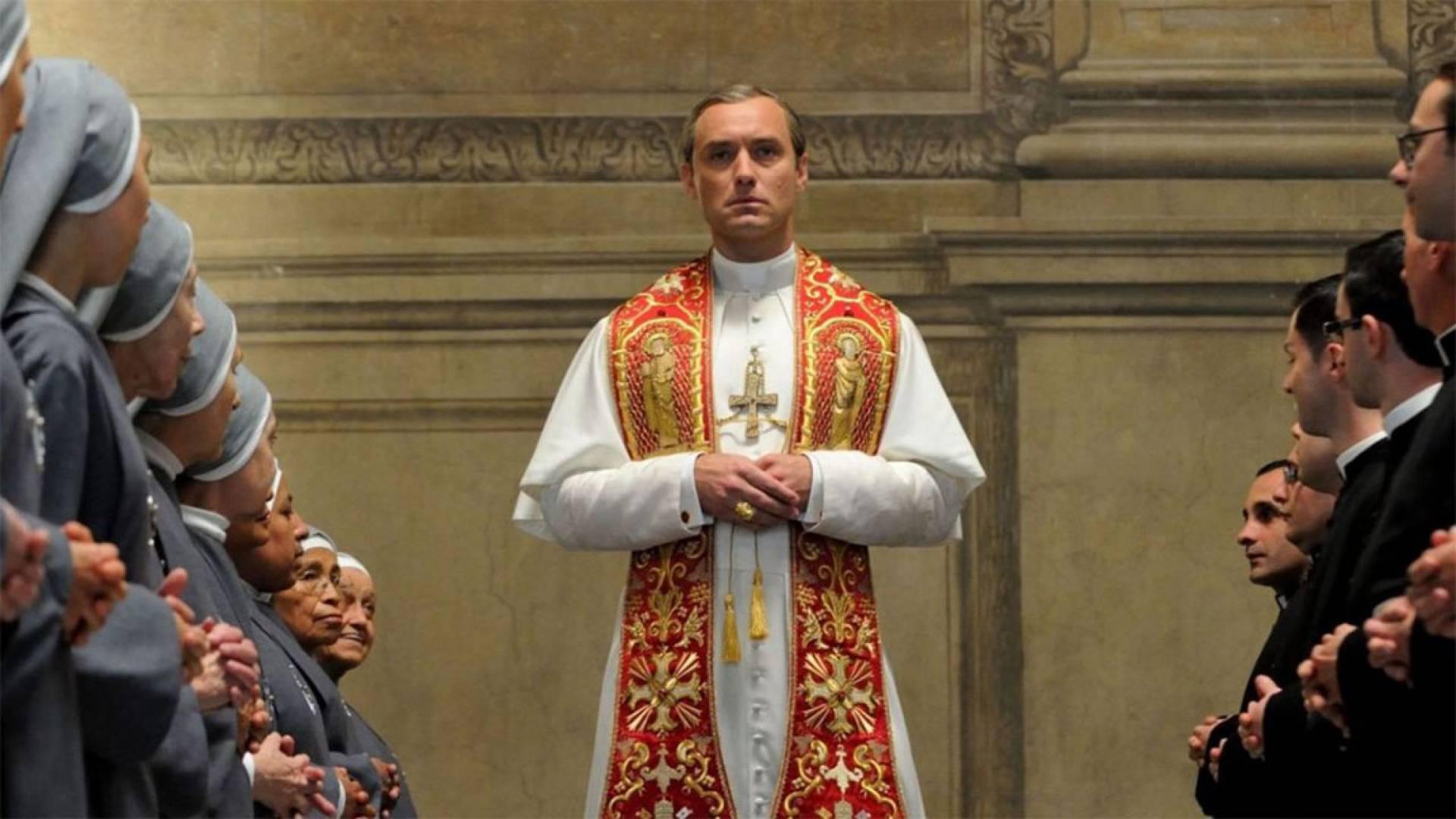 Los Van God #7: Het 'cv Of Failure', Jude Law Als Paus En Christelijk Chauvinisme